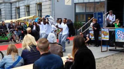 Running@FestivalHierEnDaar26-9-2015